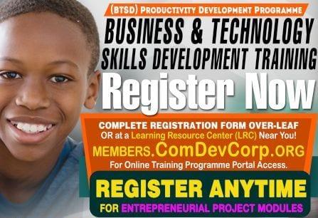 BTSD Technology, Entrepreneurial & Youth Skills Development